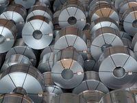 تراز تجاری زنجیره فولاد ۵۴درصد مثبت شد