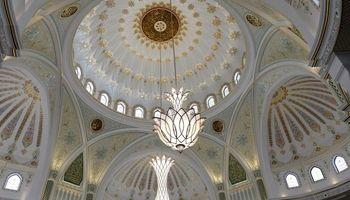 بزرگترین مسجد اروپا +تصاویر