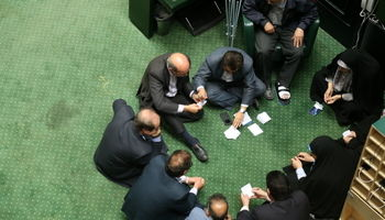 جلسه علنی مجلس شورای اسلامی از نگاه دوربین اقتصادآنلاین