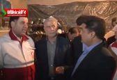 بازدید رئیس هلالاحمر از مناطق درگیرخشکسالی در  سیستانوبلوچستان +فیلم