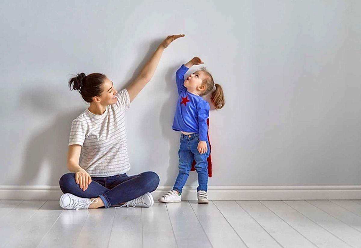 ۶ عامل مهم برای افزایش قد فرزندان کدامند؟