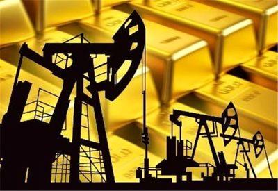افزایش قیمت جهانی نفت و طلا در معاملات امروز
