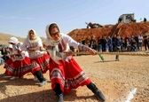 جشنواره بازی های بومی و محلی خراسان شمالی +تصاویر