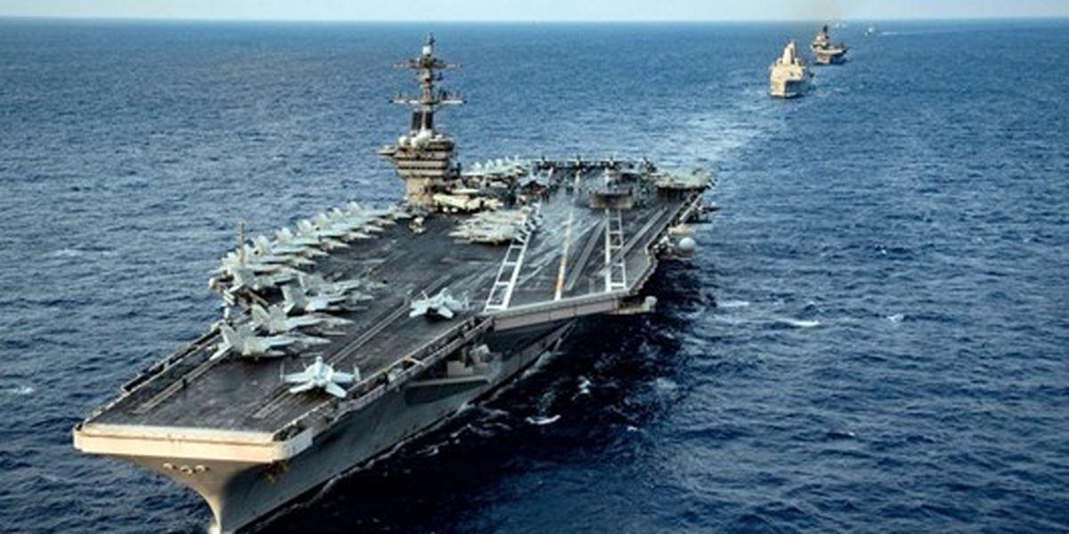 شروع روند کاهش تجهیزات و نظامیان آمریکا در خاورمیانه