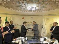 انعقاد تفاهمنامه میان بانک ملت و دبیرخانه شورای عالی مناطق آزاد و ویژه اقتصادی