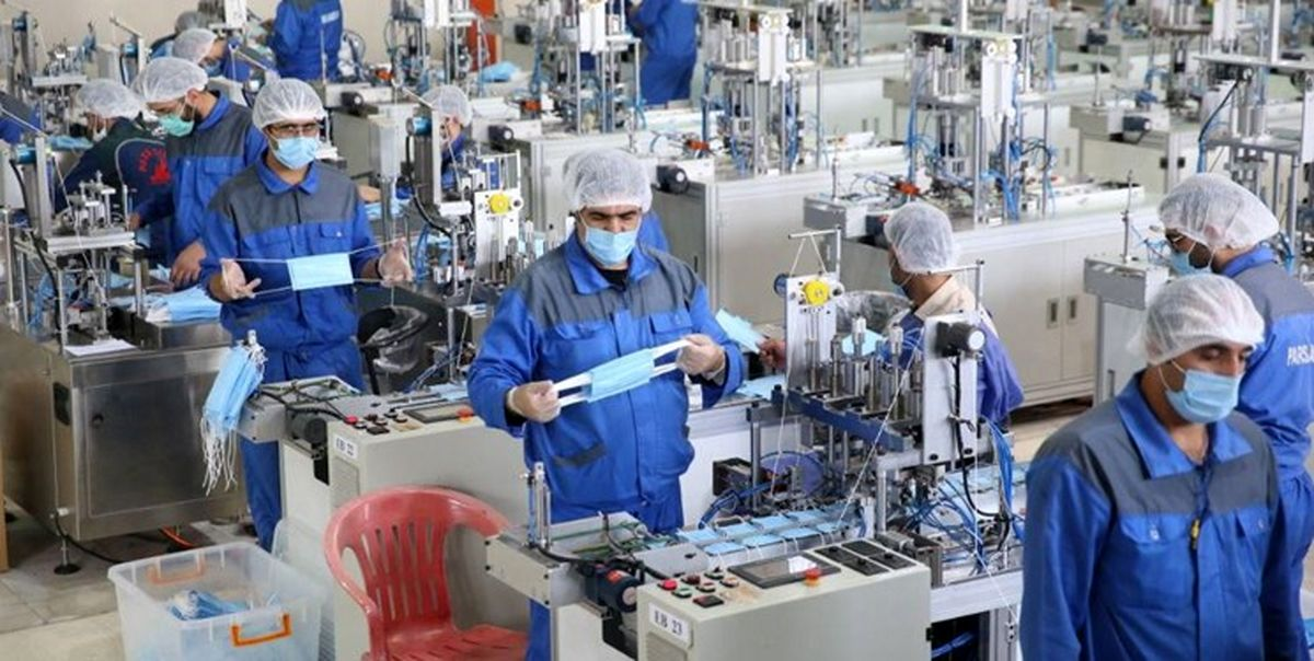 ترخیص فوری پارچههای تولید ماسک