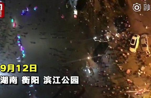 حمله با خودرو به مردم در چین