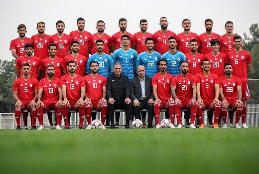 ۴تغییر تیم ملی نسبت به جام جهانی