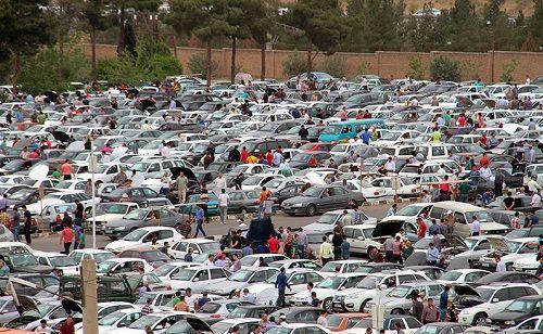 قیمت خودرو ترمز کشید