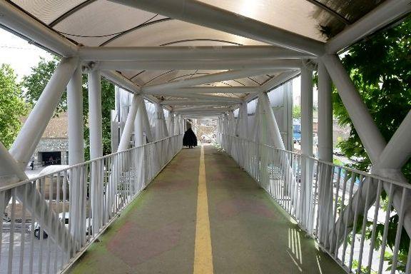 مناسبسازی پلهای عابرپیاده، انهار و ایستگاههای اتوبوس منطقه ۲۱