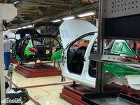 تولید ۵۰۰۰خودرو با موتور یورو۵ تا پایان سال/ سرمایه گذارى ۱۰میلیون یورویى ایران خودرو براى ارتقاء استاندارد موتور