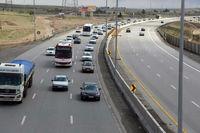 ترافیک روان در جاده ها