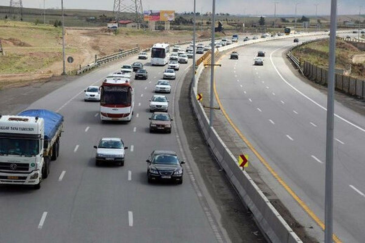 جادهها از ۲۱ اردیبهشت بسته می شود
