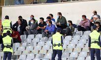 واکنش سازمان لیگ به حضور تماشاگران سفارشی در دربی