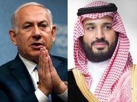 ولیعهد عربستان با بنیامین نتانیاهو دیدار کرد