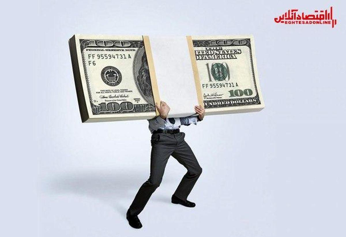 افت نامحسوس دلار در معاملات پنجشنبه