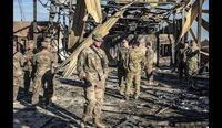 افزایش شمار سربازان آسیب مغزی ارتش آمریکا در حمله موشکی ایران