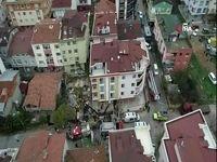 سقوط هلیکوپتر نظامی در استانبول +عکس
