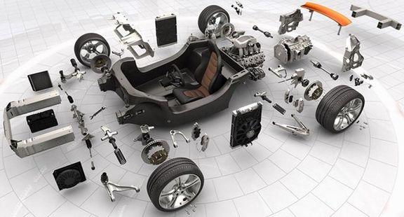 ١.٤ میلیارد دلار؛ واردات قطعات خودرو