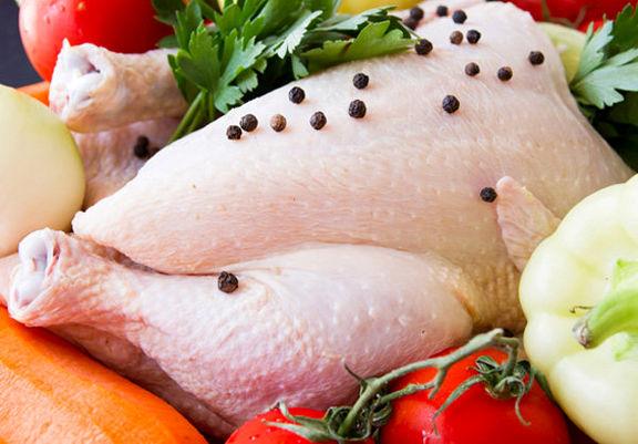 کاهش جزئی نرخ مرغ در بازار