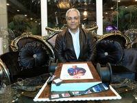 جشن تولد ۵۱ سالگی مهران مدیری +عکس