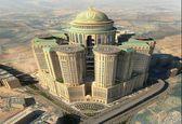 بزرگترین هتل جهان در شهر مکه +عکس