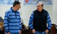 ششمین جلسه دادگاه جعبه سیاه بابک زنجانی +تصاویر