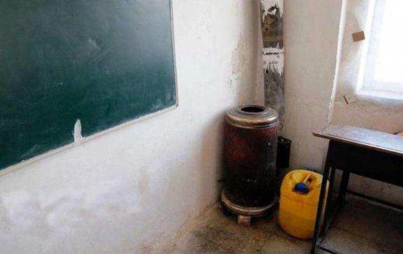 جمعآوری بخاریهای نفتی از ۲۴ هزار کلاس