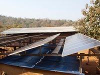 استقبال مردم هند از انرژی خورشیدی +تصاویر