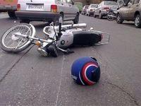دو راکب موتور سوار جان خود را از دست دادند