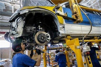 هزینه کرد مشوقهای صادراتی صنعت خودرو در تحقیق و توسعه