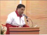 گزارش رییس هلال احمر از امداد هوایی به رییس جمهور +فیلم