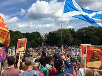 اسکاتلندیها هم ترامپ را نخواستند