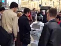 فرار روبات روسی از آزمایشگاه +عکس