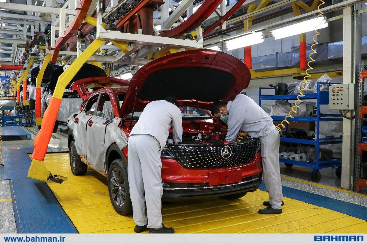 تحریمها، فرصتی برای توسعه محصولات بهمن موتور