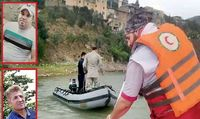 غرق شدن در سفید رود بعد از نجات دختر تهرانی! +عکس