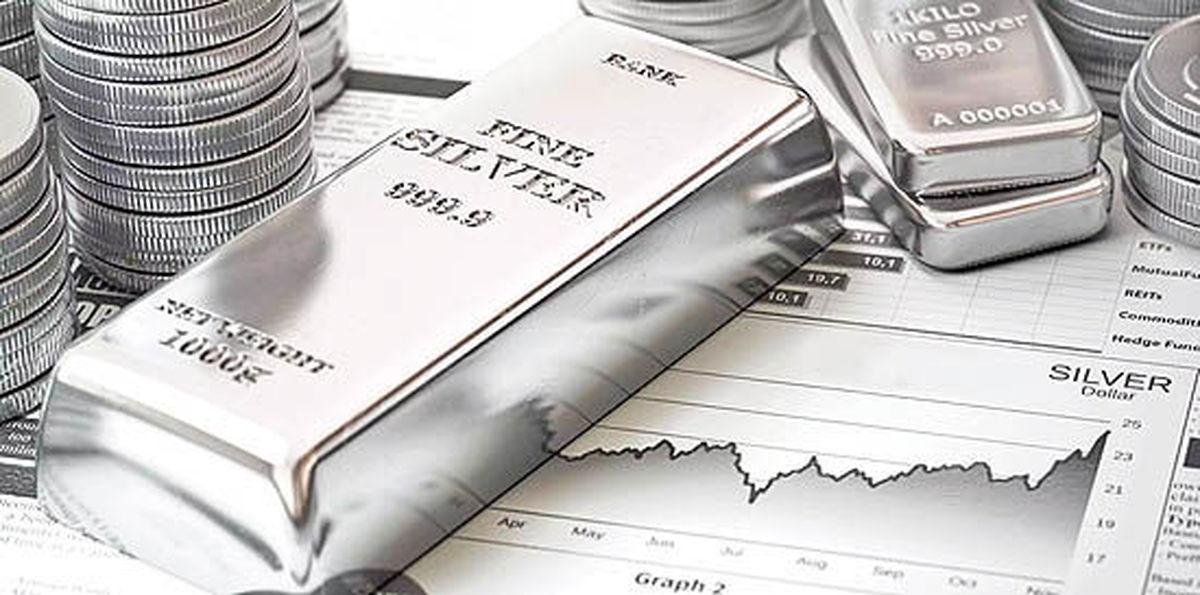 بررسی معاملات نقره در بورس کالا