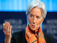 استعفا لاگارد از ریاست صندوق بین المللی پول