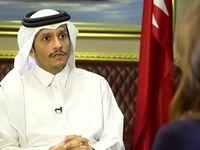 وزیر خارجه قطر: باید با ایران تعامل کنیم
