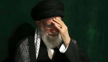 آخرین شب مراسم عزاداری امام حسین(ع) در حسینیه امام خمینی