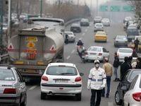 طرح تشدید برخورد با خودروهای دودزا در تهران