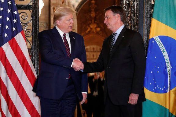 تست کرونای رییسجمهور برزیل مثبت شد