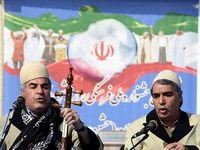 جشنواره ملی اقوام ایرانی در گرمسار +تصاویر