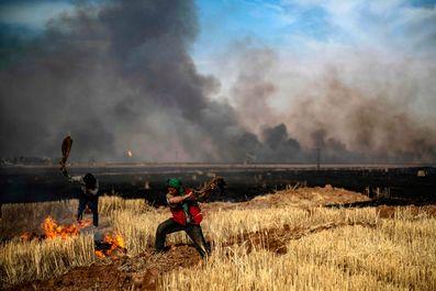 برترین تصاویر خبری ۲۴ ساعت گذشته/ 26خرداد