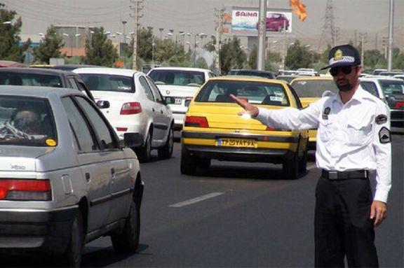 تردد در مسیرهای برون شهری ١٥درصد افزایش یافت