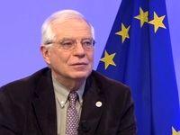جوزپ بورل: مکانیسم ماشه در نشست وزیران مورد بحث قرار نگرفت