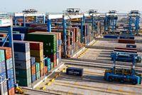 رشد ۱۱۰ درصدی واردات قطعات خودرو