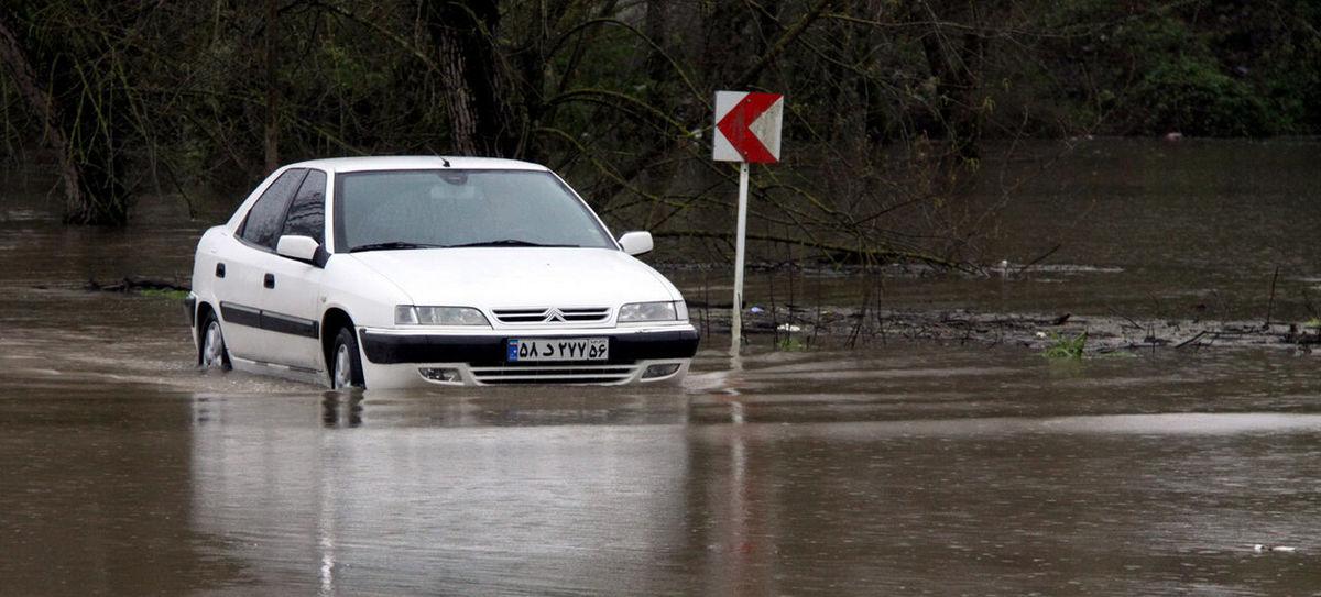 هشدار بارانهای سیل آسا در ۷استان کشور