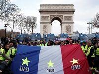 پلیس فرانسه بیش از ۱۳۰۰ نفر را بازداشت کرد