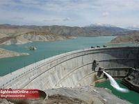 حجم کل آب ورودی به سدهای کشور ۳۱درصد کاهش یافت